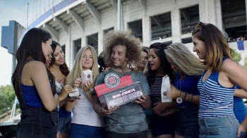 Jimmy John's TV Spot, 'Jimmy John's Saves the Day: Tailgate' - 481 commercial airings