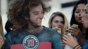 Jimmy John's TV Spot, 'Jimmy John's Saves the Day: Tailgate' - Thumbnail 6