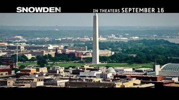 Snowden - Alternate Trailer 17