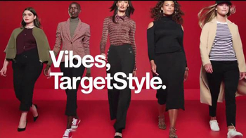 Target TV Spot, 'Vibes, TargetStyle' Song by Spencer Ludwig - Thumbnail 10