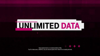 T-Mobile One TV Spot, 'Love Triangle' Featuring Nicki Minaj - Thumbnail 10