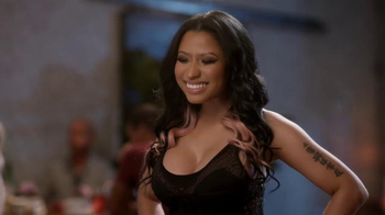 T-Mobile One TV Spot, 'Love Triangle' Featuring Nicki Minaj - 2911 commercial airings
