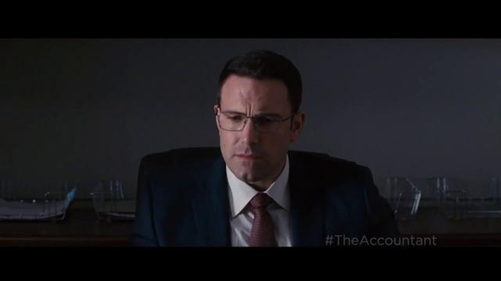 The Accountant TV Movie Trailer