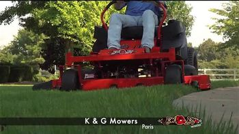 Bad Boy Mowers TV Spot, 'Full Throttle' - Thumbnail 3