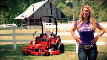 Bad Boy Mowers TV Spot, 'Full Throttle'