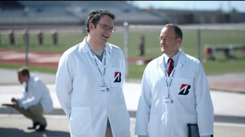 Bridgestone Dueler H/L Alenza Plus TV Spot, 'Dueler' Feat. Larry Fitzgerald - Thumbnail 3