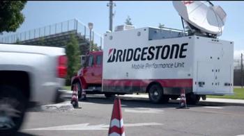 Bridgestone Dueler H/L Alenza Plus TV Spot, 'Dueler' Feat. Larry Fitzgerald - Thumbnail 4