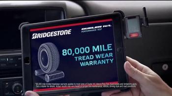 Bridgestone Dueler H/L Alenza Plus TV Spot, 'Dueler' Feat. Larry Fitzgerald - Thumbnail 5