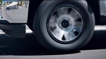 Bridgestone Dueler H/L Alenza Plus TV Spot, 'Dueler' Feat. Larry Fitzgerald - Thumbnail 7