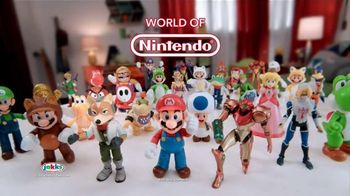 World of Nintendo Figures TV Spot, 'Straight From the Game'