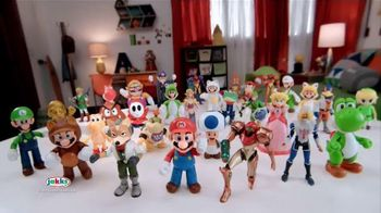 World of Nintendo Figures TV Spot, 'Straight From the Game' - Thumbnail 2