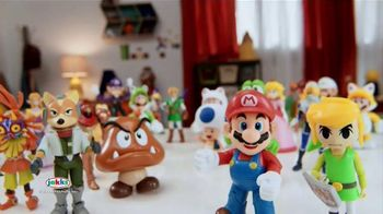 World of Nintendo Figures TV Spot, 'Straight From the Game' - Thumbnail 3