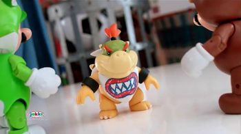 World of Nintendo Figures TV Spot, 'Straight From the Game' - Thumbnail 4