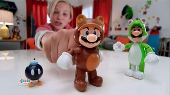 World of Nintendo Figures TV Spot, 'Straight From the Game' - Thumbnail 5