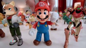 World of Nintendo Figures TV Spot, 'Straight From the Game' - Thumbnail 6