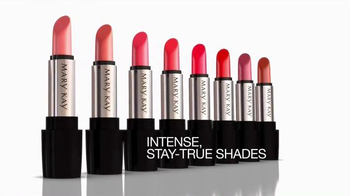 Mary Kay Gel Semi-Matte Lipstick TV Spot, 'What Your Kiss Has Been Craving' - Thumbnail 9