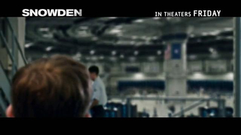 Snowden - Alternate Trailer 22