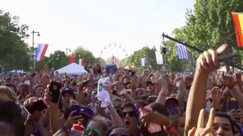 Twix TV Spot, 'Fuse: Made in America Festival' - Thumbnail 2