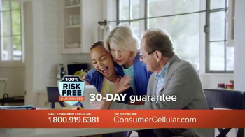 Consumer Cellular TV Spot, 'Change Is Easy' - Thumbnail 9