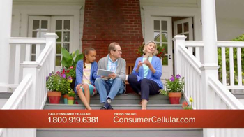 Consumer Cellular TV Spot, 'Change Is Easy: Plans $10+ a Month'