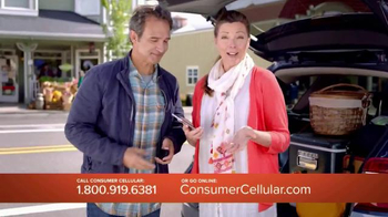 Consumer Cellular TV Spot, 'Change Is Easy' - Thumbnail 3