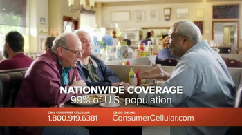 Consumer Cellular TV Spot, 'Change Is Easy' - Thumbnail 4
