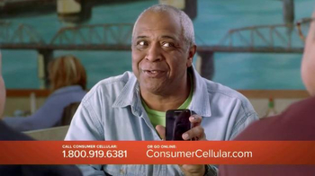 Consumer Cellular TV Spot, 'Change Is Easy' - Thumbnail 5