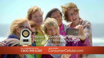 Consumer Cellular TV Spot, 'Change Is Easy' - Thumbnail 6