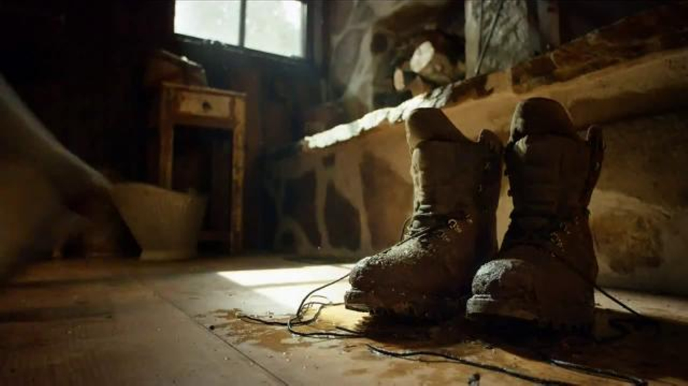 Cabela's Iron Ridge Hunting Boots TV Commercial, 'The Boot That Stands Up'