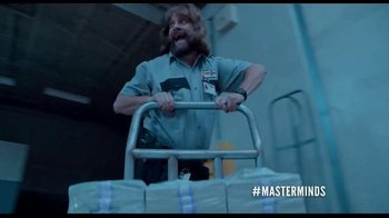 Masterminds - Alternate Trailer 7