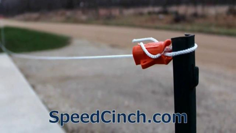 Speed Cinch TV Commercial, 'Pesky Knots?'