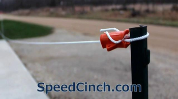 Speed Cinch TV Spot, 'Pesky Knots?'