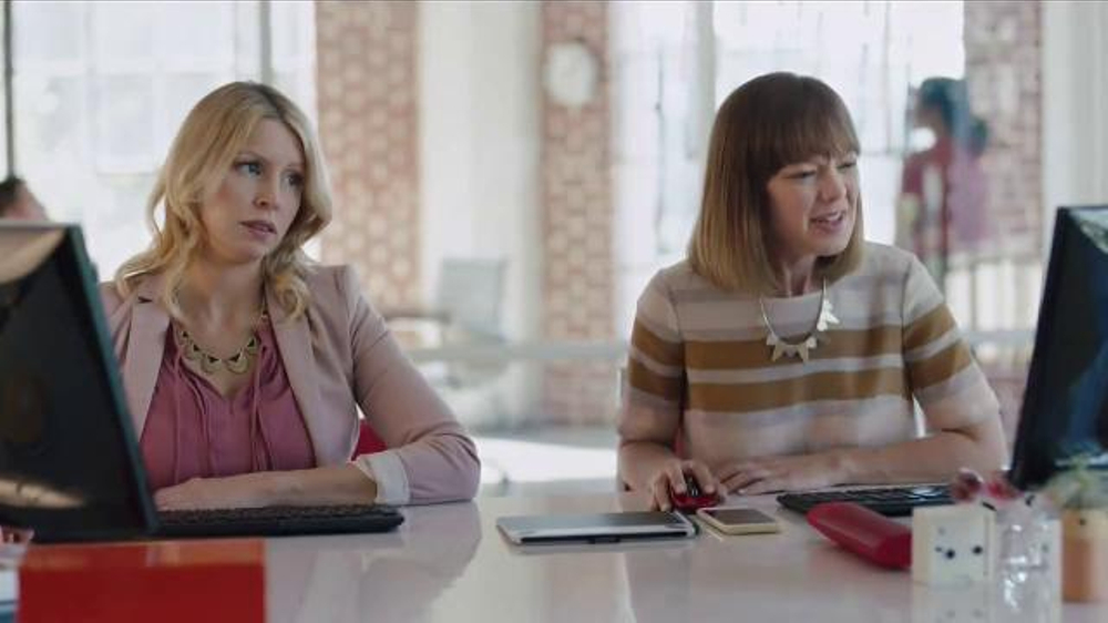 Mastercard MasterPass TV Commercial, 'Citi: Office Shopping'