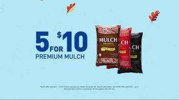 Lowe's TV Spot, 'Fall Fix: Mulch & Fertilizer' - Thumbnail 4