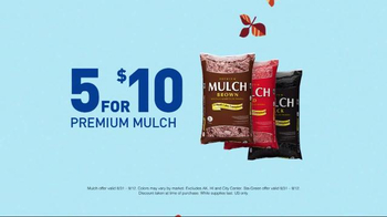 Lowe's TV Spot, 'Fall Fix: Mulch & Fertilizer' - Thumbnail 5
