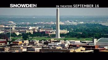 Snowden - Alternate Trailer 14