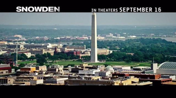 Snowden - Alternate Trailer 14