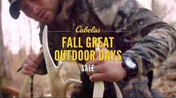 Cabela's Fall Great Outdoor Days Sale TV Spot, 'Binocular Combo' - Thumbnail 6