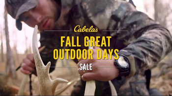 Cabela's Fall Great Outdoor Days Sale TV Spot, 'Binocular Combo' - 89 commercial airings