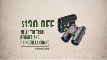 Cabela's Fall Great Outdoor Days Sale TV Spot, 'Binocular Combo' - Thumbnail 8