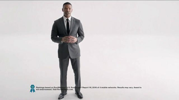 Verizon TV Spot, 'Multiple Fist Pumps' Featuring Jamie Foxx - Thumbnail 1