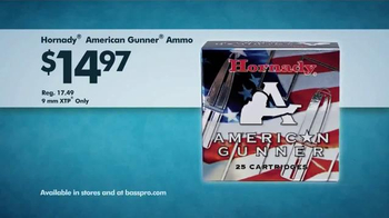 Bass Pro Shops Labor Day Blowout TV Spot, 'Cameras and Firearms' - Thumbnail 3