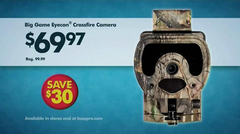 Bass Pro Shops Labor Day Blowout TV Spot, 'Cameras and Firearms' - Thumbnail 4