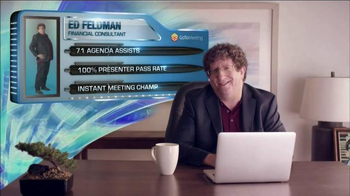 Citrix GoToMeeting TV Spot, \'Meeting MVP: Ed Feldman\'