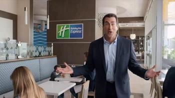 Holiday Inn Express TV Spot, 'Mascot Mashup' Featuring Rob Riggle - Thumbnail 2