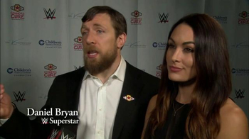 WWE Shop TV Spot, 'Support for Connor's Cure' Ft. Daniel Bryan, Brie Bella - Thumbnail 6
