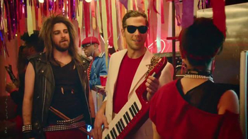 Redd's Apple Ale & Ginger Apple Ale TV Spot, '80's Themed Party' - 2161 commercial airings