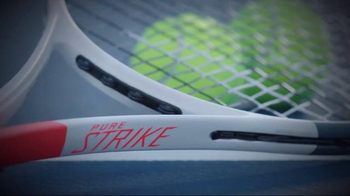 Babolat Pure Strike TV Spot, 'Power & Control' Featuring Dominic Thiem - Thumbnail 7