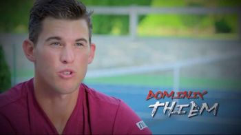 Babolat Pure Strike TV Spot, 'Power & Control' Featuring Dominic Thiem - 44 commercial airings