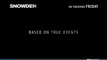 Snowden - Alternate Trailer 21